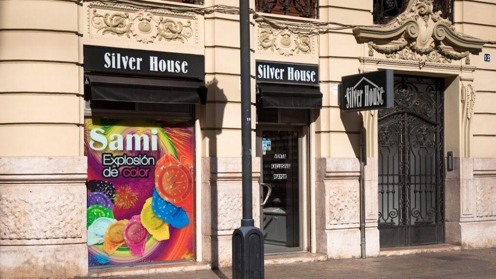 Mayorista de plata y acero: Joyas Online - Silver House