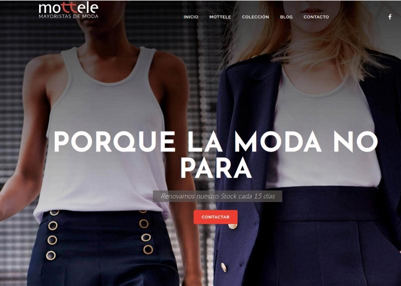 Mottele ® Proveedor Mayorista - Ropa de Mujer - Venta en España