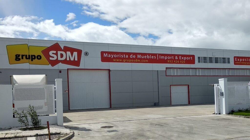 Grupo SDM - Mayorista de muebles para hogar y oficina