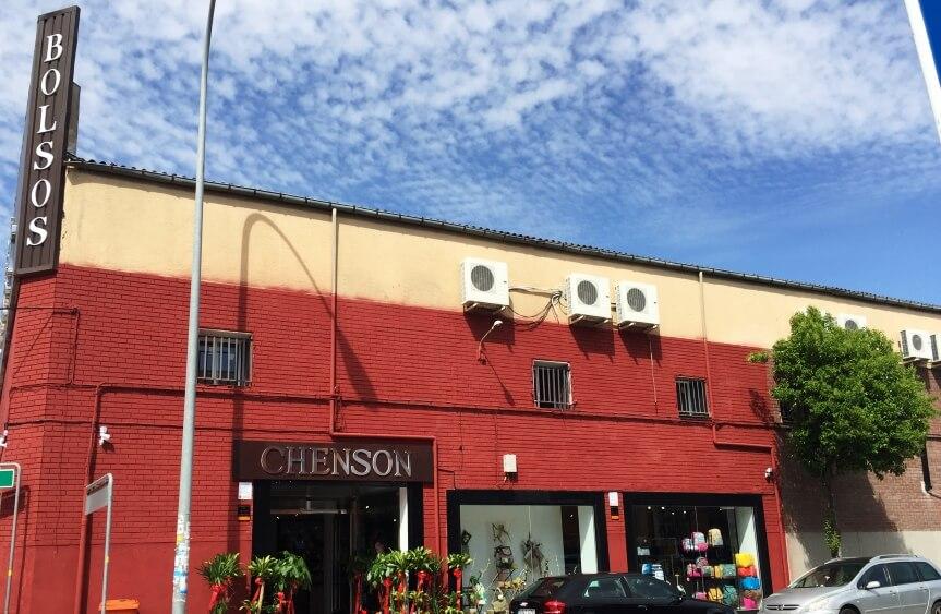 Bolsos y Complementos al por mayor  - Mayorista Chenson Gorétt