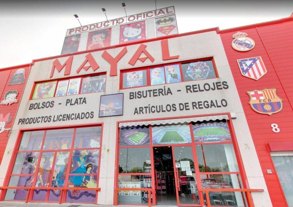 MAYAL - Mayorista, Distribuidor, Proveedor de Licencias Oficiales y Regalos