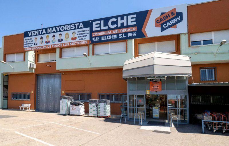 Comercial Elche   Venta al por mayor en Valladolid