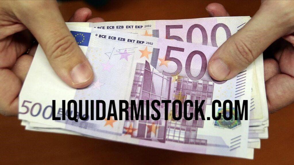 Liquidar stock de forma rapida y confidencial