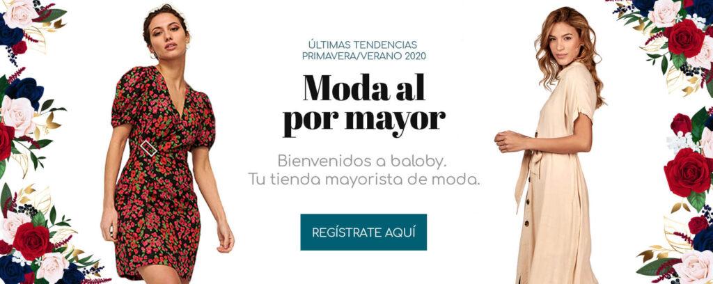 Moda al Por Mayor - baloby - Tu mayorista de Moda Online