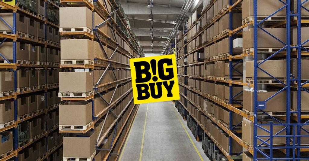 Mayorista dropshipping líder en Europa | BigBuy venta al por mayor