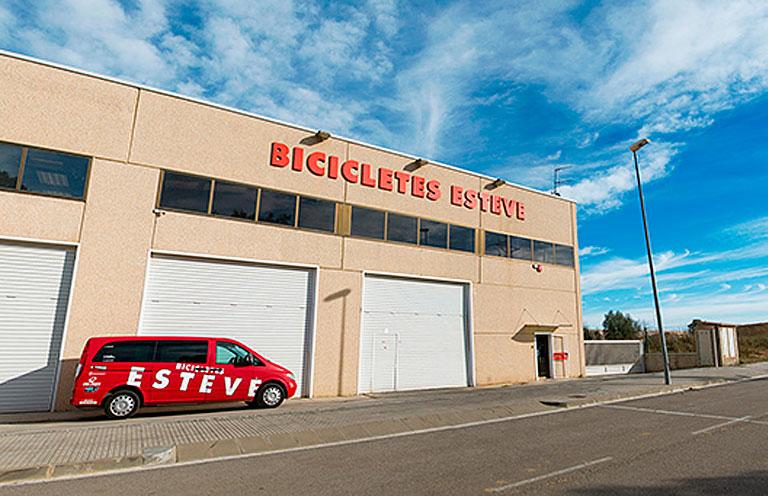 Bicis Esteve - Bicicletas, accesorios para bicicletas, competición