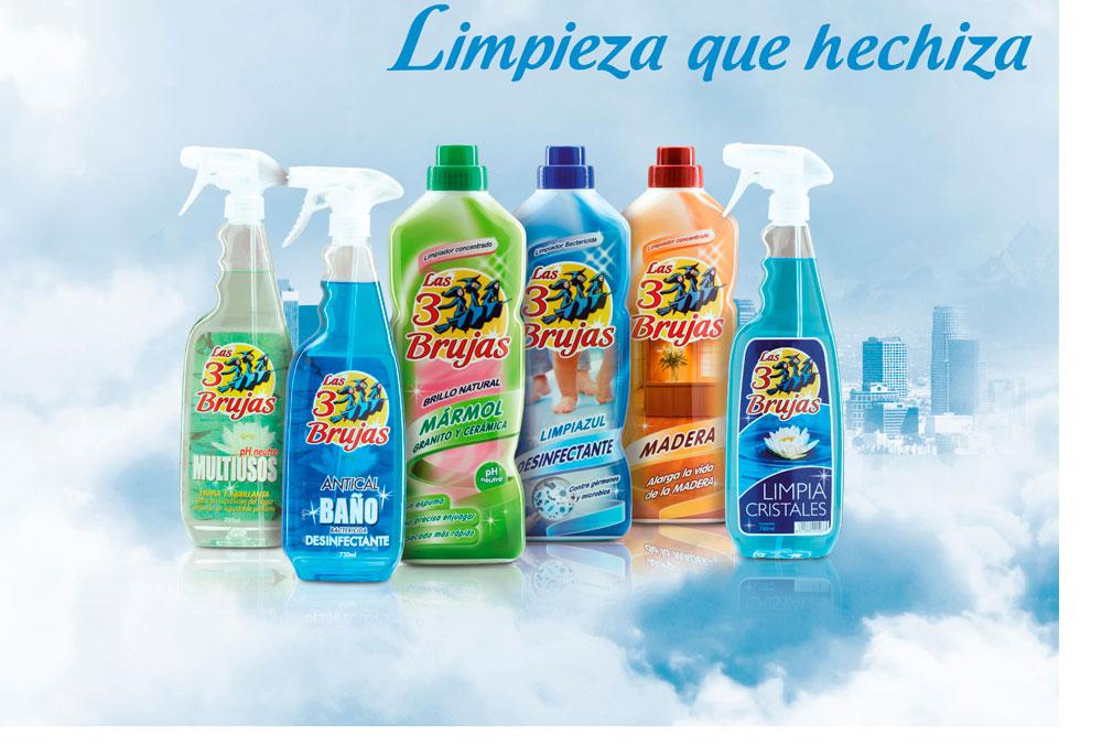 Mayoristas de productos de limpieza - Articulos de limpieza - Distribuidores productos de limpieza al por mayor