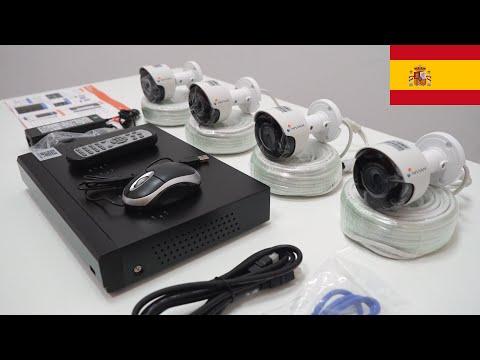 Mayorista de CCTV, Cámaras de Videovigilancia y Seguridad - Visiotech