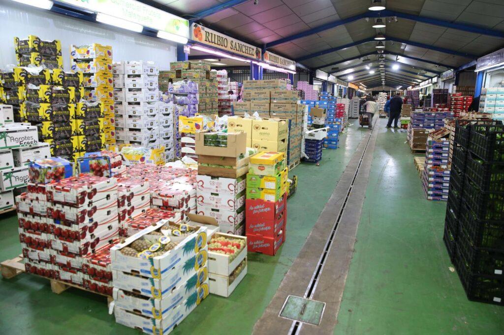 Mercamalaga | EL mayor mercado mayorista de Andalucía Oriental