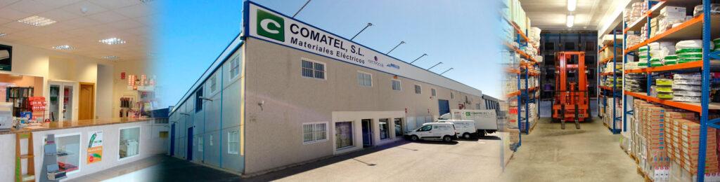 Mayorista de Material Eléctrico en Alicante - En Comatel nos dedicamos a la distribución de material eléctrico