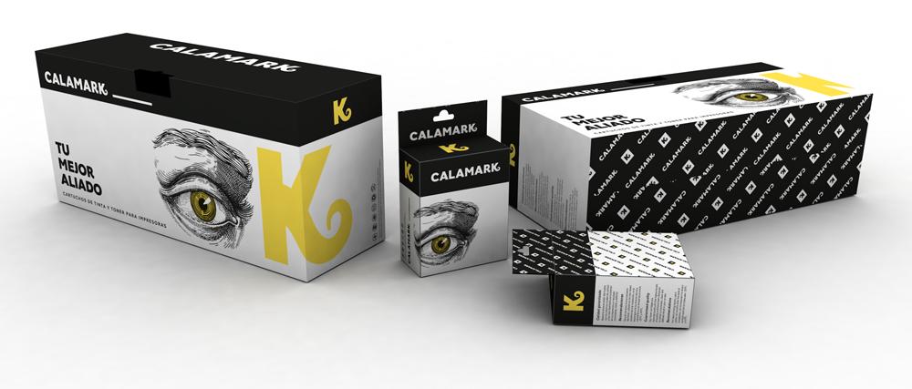 Distribuidores y mayoristas de consumibles cartuchos de tinta y tóners: Calamark