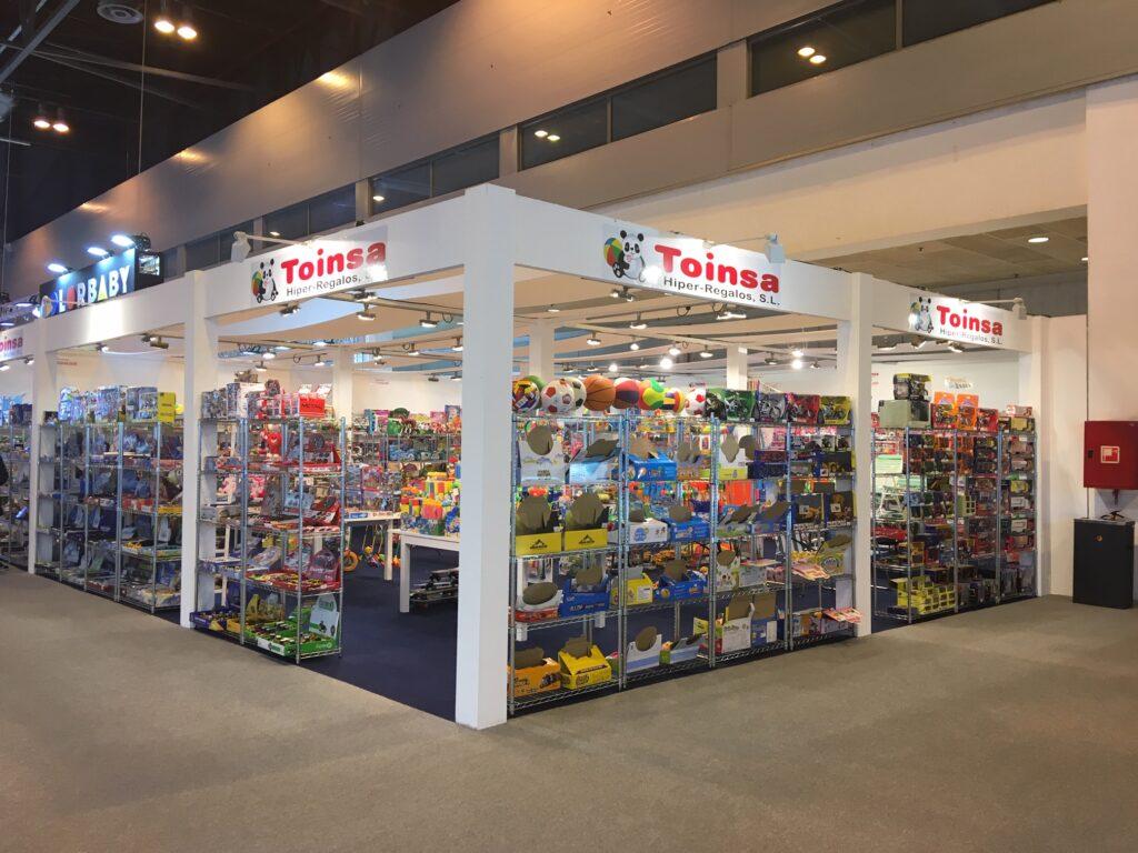 Mayoristas y distribuidores de juguetes | Hiper regalos Toinsa