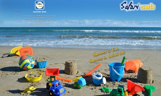Mayoristas - Artículos de Playa - Safari Sub SL